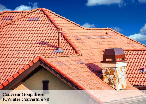 Couvreur  goupillieres-78770